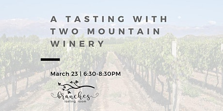 Two Mountain Winery, Yakima Valley tickets