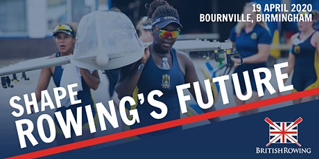 Shape Rowing's Future tickets