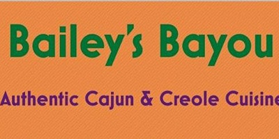 Bailey's Bayou Pop Up