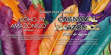 Carnaval Amazónico entradas
