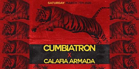 Cumbiatron X Calafia Armada tickets
