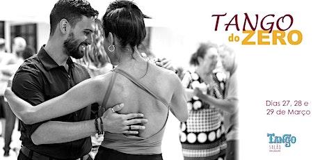 Tango do Zero ingressos