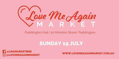 Love Me Again Pre-Loved Fashion Market tickets