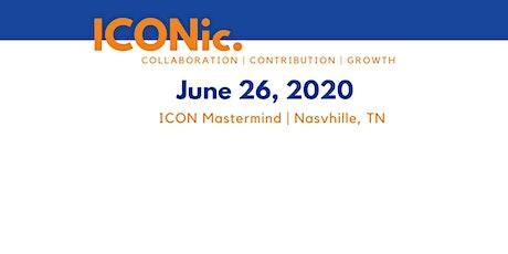 ICONic Matermind - Nashville tickets