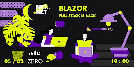 NET by the .NET meetup #2 tickets