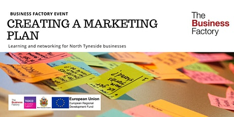 Creating a Marketing Plan | Wednesday 18th March at 9.30am tickets