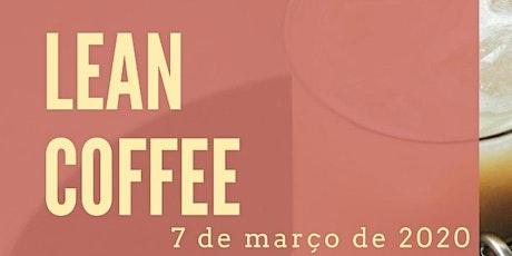 Lean Coffee SJRP ingressos