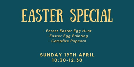Easter egg special tickets