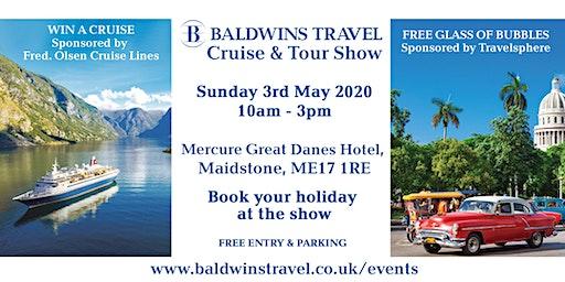 Baldwins Travel Cruise & Tour Show