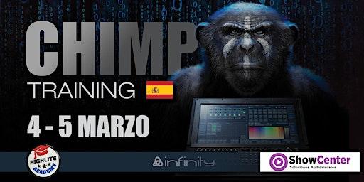 Chimp training Palma de Mallorca