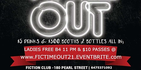 Toronto's Timeout Night [18+] / FREE, SEE DETAILS tickets
