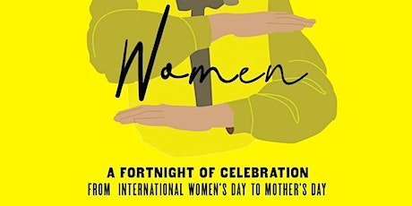 Get Your Weave On – Celebrating International Women's Day tickets