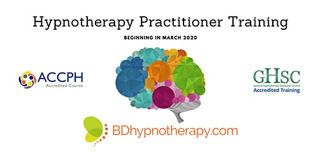 Hypnotherapy Practitioner Diploma Course tickets