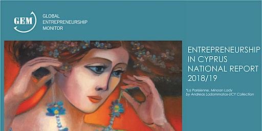 ENTREPRENEURSHIP  IN CYPRUS  NATIONAL REPORT  2018/19