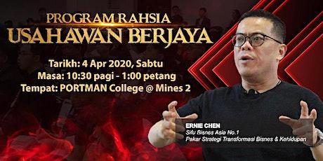 Program Rahsia Usahawan Berjaya tickets