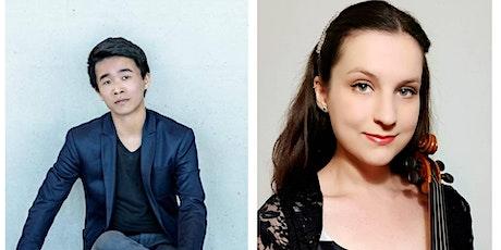 Lunchtime Recital - Katy Smith (violin) & Michel Xie (piano) tickets