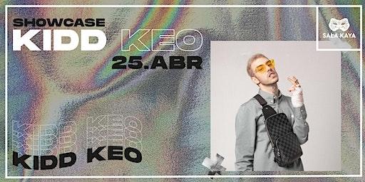 Concierto Kidd Keo (showcase) - Sala Kaya (Madrid)