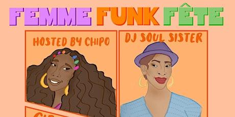 Femme Funk Fête tickets