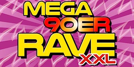Mega 90er Rave XXL ARENA Tickets