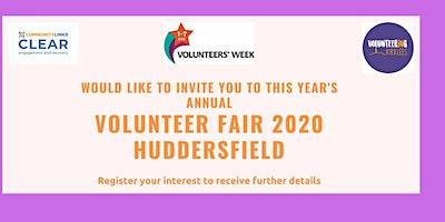 Volunteer Fair 2020