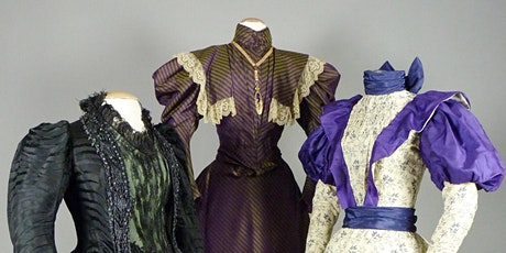 Gilded Age Fashions tickets