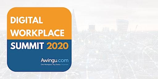 Digital Workplace Summit 2020 - by Awingu