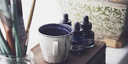 Taller Infantil: Pintando sobre cerámica