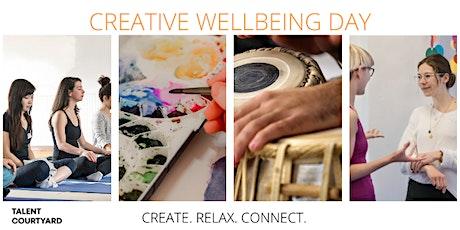Creative Wellbeing Day tickets