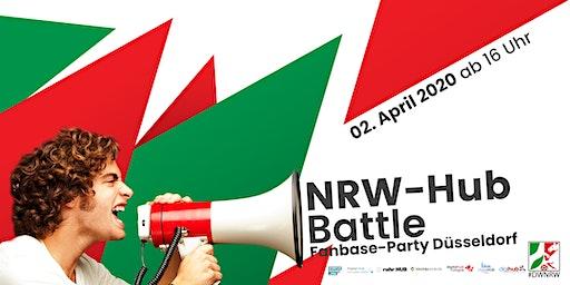 NRW-Hub Battle #3 Fanbase-Party in Düsseldorf