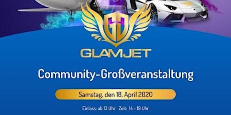 GlamJet - Großveranstaltung vor dem Börsengang - alles, was du wissen musst Tickets
