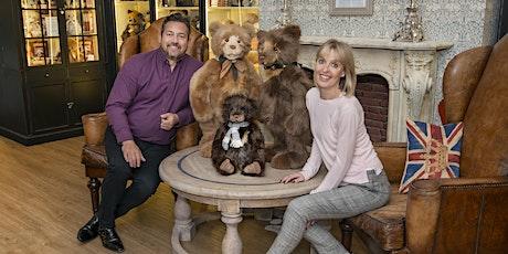 Charlie Bears Meet & Greet - Edinburgh - EH27 8EB - 10AM until 12PM tickets