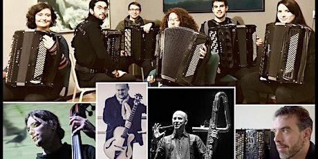 Italian Accordion Academy Concert @ Amstelkerk tickets