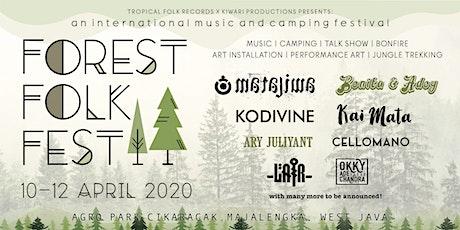 FOREST FOLK FEST 2020 tickets