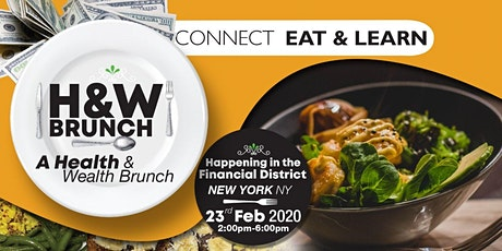 Health and Wealth Brunch tickets