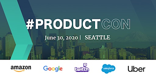 ProductCon Seattle: The Product Management Conference