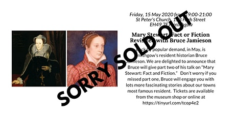 Mary Stewart, Fact or Fiction Revisited with Bruce Jamieson tickets