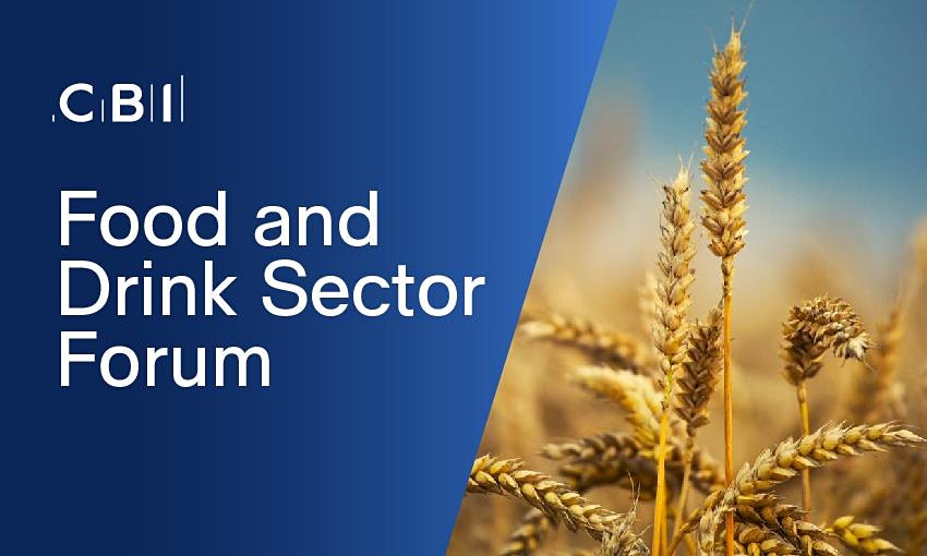 Food and Drink Supply Chain Forum