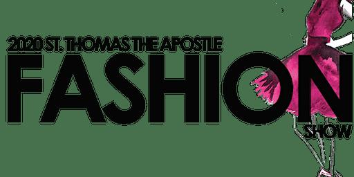 2020 St. Thomas the Apostle Fashion Show