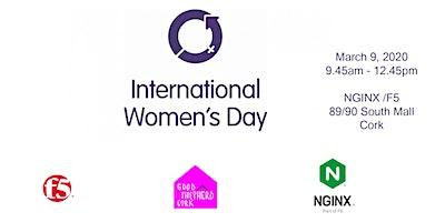 International Women's Day F5/NGINX Cork