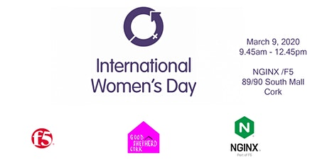 International Women's Day F5/NGINX Cork tickets