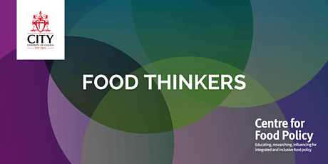 March Food Thinkers with Barbara Bray and Bahareh Sarvi tickets