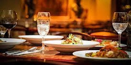 Evening Dinner Training Restaurant tickets