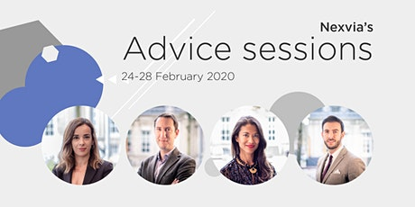 Real estate advice sessions tickets