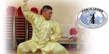 4 April: Chen Taijiquan Cannon Fist (Laojia Er Lu) Workshop with Shifu Liu tickets