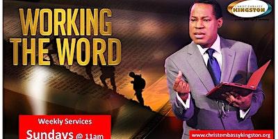 Online Sunday Morning Worship Service