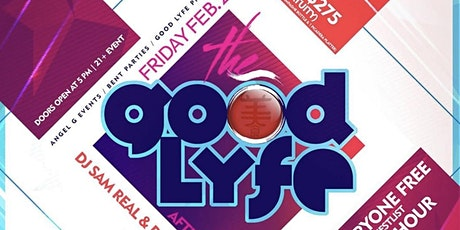 The Good Lyfe After Work Party at Shanghai Red tickets