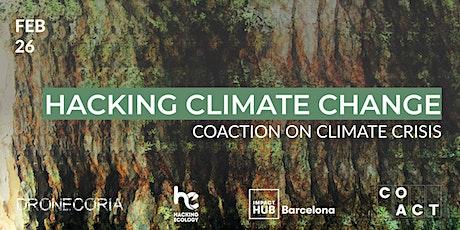 Hacking Climate Change - Coaction on Climate Crisis entradas