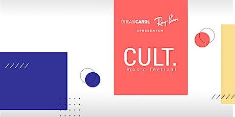 Cult Music Festival ingressos