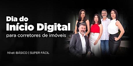 Início Digital para Corretores de Imóveis Maceió ingressos