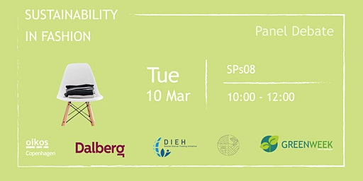Green Week: Sustainability in Fashion